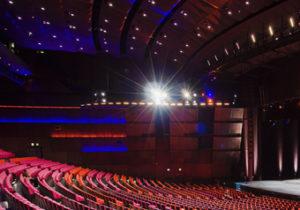 Palais des Congres de Paris - 大講堂