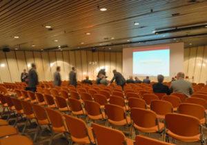 Palais des Congres de Paris - マイヨsalle de réunion
