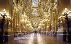 Opera Garnier - グラン・フォワイエ