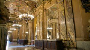 Opera Garnier - アヴァン・フォワイエ