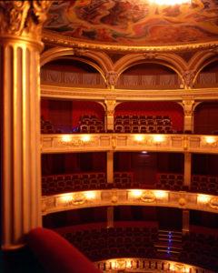 Theatre de l'Odeon - グランド・サル