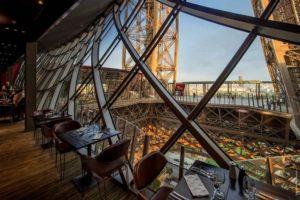 Tour Eiffel - レストラン 58 トゥール・エッフェル