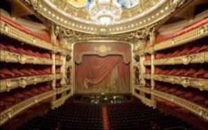 Opera Garnier - グランド・サル