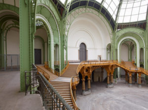 Grand Palais - Balcon・ドナール